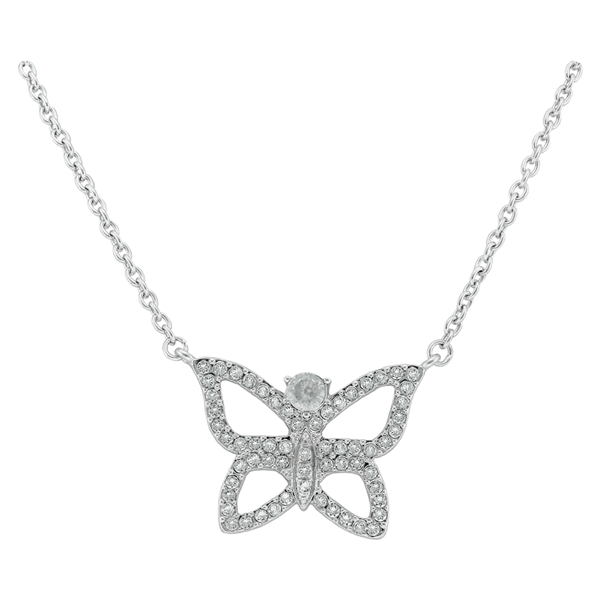Butterfly Bliss Necklace