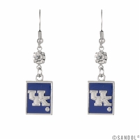 KENTUCKY 401 | Square Dangle Earrings