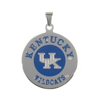 Steel Pendant Necklace | Kentucky