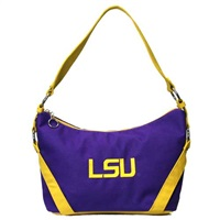 Bella Handbag Shoulder Purse Louisiana State LSU Tiger