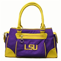 Louisiana State Shoulder Handbag LSU Small Purse Tiger