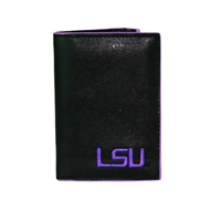 LSU Men's Tri-Fold Wallet