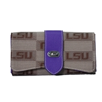 LSU Signature 16 Wallet Wendy