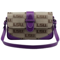 LSU Sky Shoulder Bag