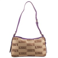 The Shandy Small Purse Bag Louisiana State LSU