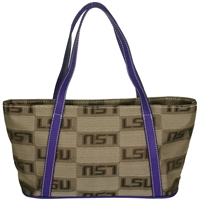 Missy Handbag Louisiana Tiger Purse