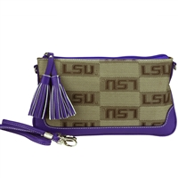 The Oxford Handbag Small Shoulder Bag Purse Louisiana State University