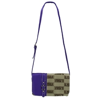 The Navajo Handbag Cross Body Bag Louisiana State University