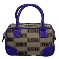Heiress Handbag Louisiana Tiger Purse