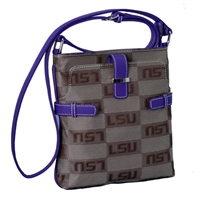 LSU Signature Crossbody Chrissy