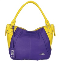 The Sultan Handbag Purse Louisiana State Tigers