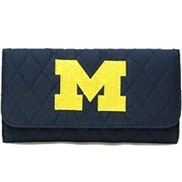 Quilted Wallet | Michigan