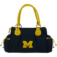 Cameron Handbag Michigan Wolverines Shoulder
