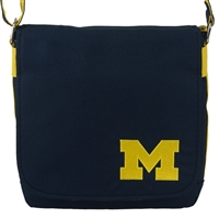 Michigan Foley Crossbody Handbag Purse Wolverines