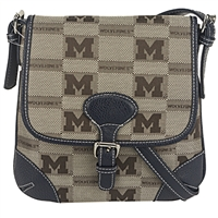 The Trendsetter Crossbody Bag Michigan Wolverines
