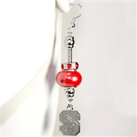 Homecoming Pride Earrings | North Carolina State