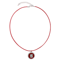 NC STATE 6076 | NERIUM NECKLACE