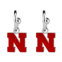 Nebraska Dangle Earrings