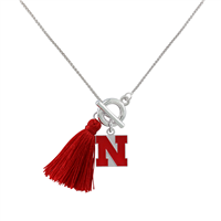 University of Nebraska Norma Necklace