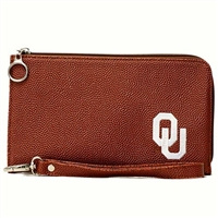 Football Wrist Bag | Oklahoma