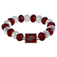 Homecoming Bead Bracelet | Oklahoma