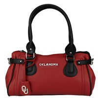 The Baywood Handbag Purse University of Oklahoma