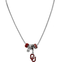 MVP Charm Necklace | The University of Oklahoma