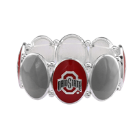 Ohio State Bly Windsor Stretch Bracelet