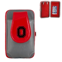 Mini Flat Wallet | Ohio State