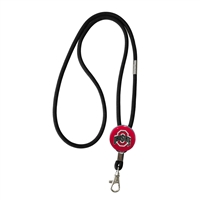 Cloth Lanyard | Ohio State