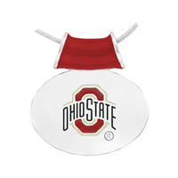 College Fashion Ohio State University Oval Penny Necklace Pendant Charm
