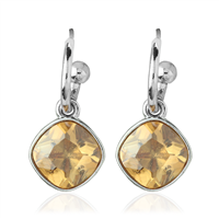 Topaz Stud Earrings Earrings