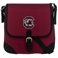 Jackson Crossbody Handbag USC Messenger Bag Gamecocks Purse