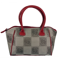 Empress Handbag South Carolina Gamecock Purse