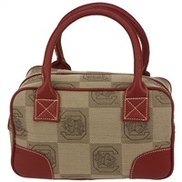 Heiress Handbag South Carolina Gamecock Purse
