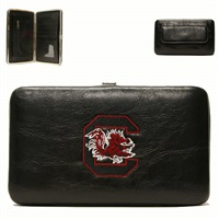 South Carolina USC College Wallet Clutch Case Gamecock