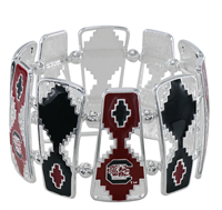 Aztec Bracelet University of South Carolina