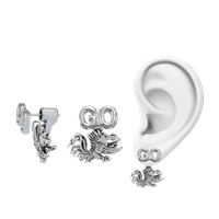 University of South Carolina Evie Earrings
