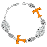 University of Tennessee Brandy Bracelet