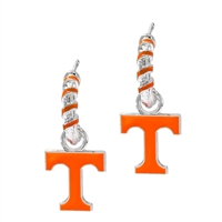 TENNESSEE 4039 | CANDY CANE EARRINGS
