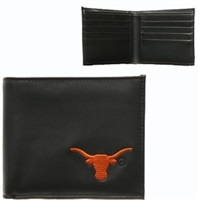 Men's Wallet Bifold Texas Longhorns Collegiate Wallet