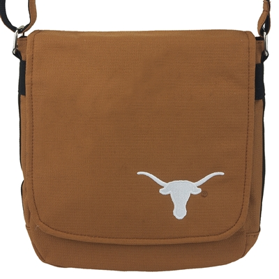 Texas Foley Crossbody Handbag Purse Longhorns