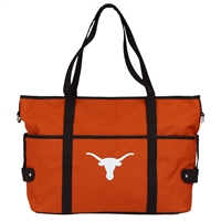 The Jamie Handbag Shoulder Bag Tote Texas Longhorns