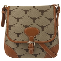 The Trendsetter Crossbody Bag Texas Longhorns