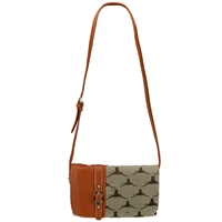 The Navajo Handbag Cross Body Bag University of Texas