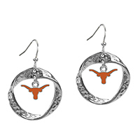University of Texas Eartha Earrings