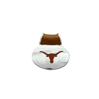 Texas Oval Pendant Penny