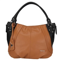 The Sultan Handbag Purse Texas Longhorns