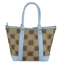 The International Handbag Shoulder Tote Bag Purse North Carolina Tar Heels