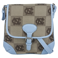 The Trendsetter Crossbody Bag UNC Tar Heels